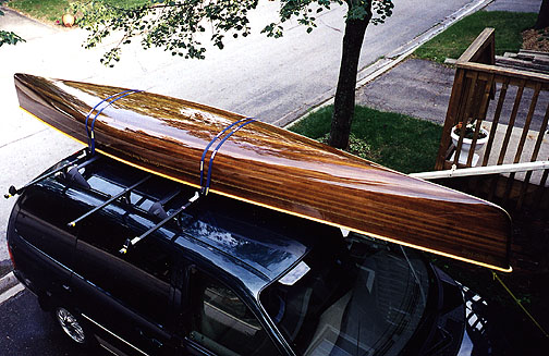 cedar canoe plans